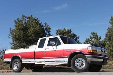 1993 Ford F-250 for sale in Olathe, KS