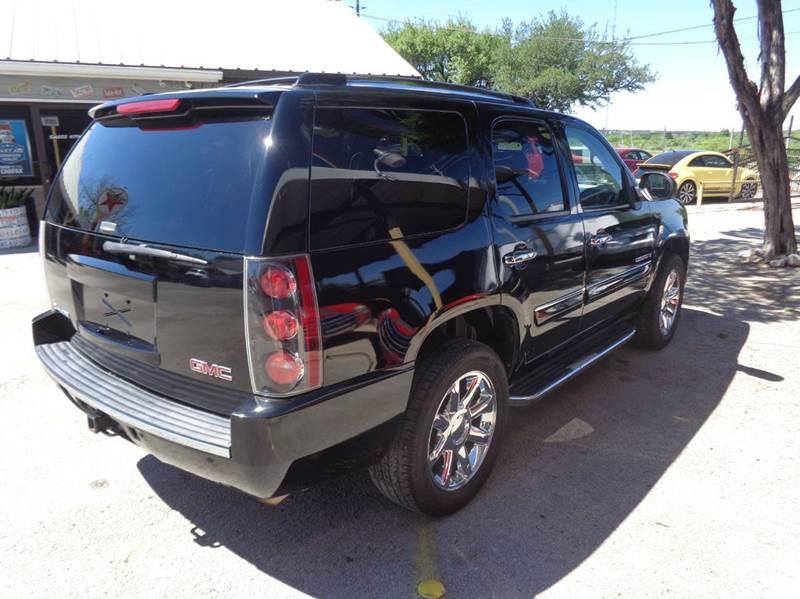 2008 GMC Yukon AWD Denali 4dr SUV - New Braunfels TX