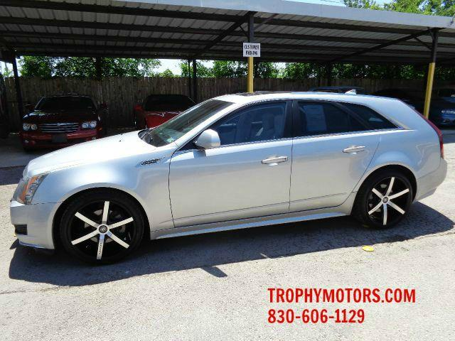 Used 2010 Cadillac CTS for sale Carsforsale