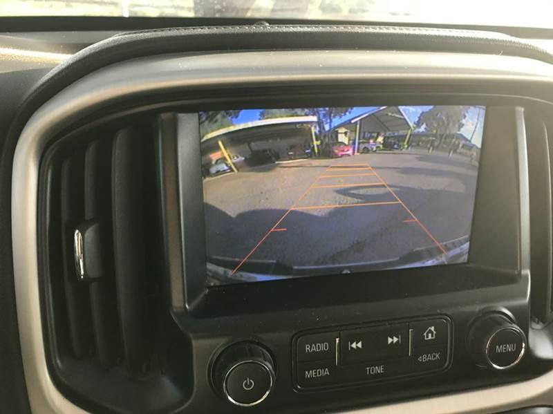 2015 GMC Canyon 4x2 SLE 4dr Crew Cab 6 ft. LB - New Braunfels TX