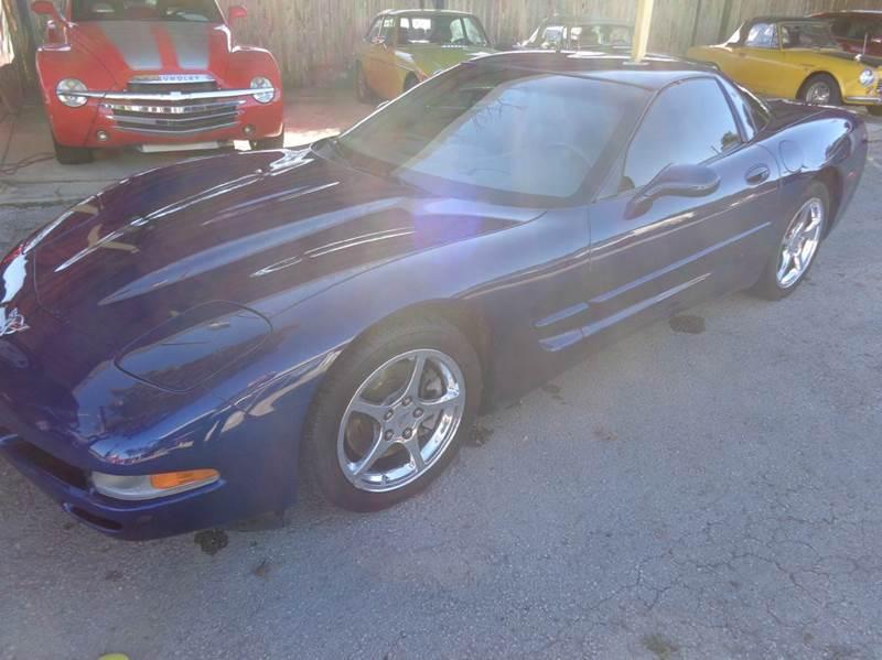 2004 Chevrolet Corvette 2dr Coupe - New Braunfels TX