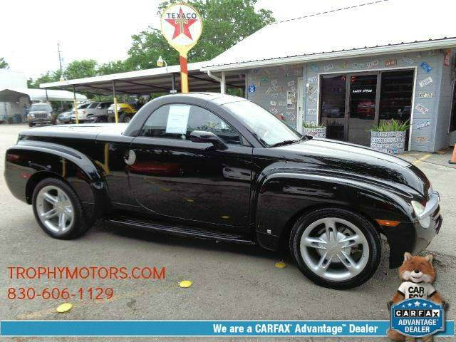 Used chevrolet ssr for sale Olympic motors florissant mo