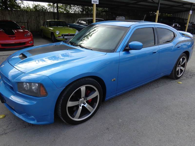 2008 Dodge Charger SRT-8 SUPER BEE - New Braunfels TX