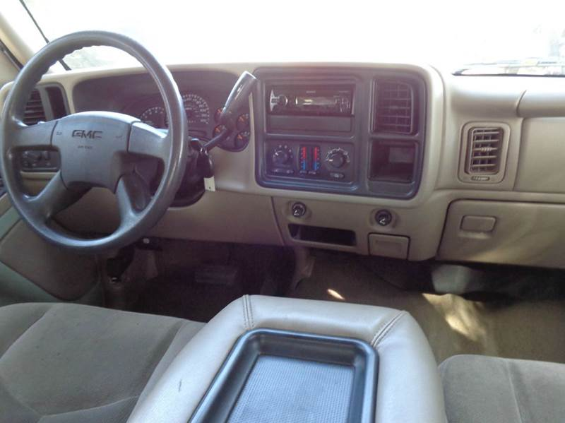 2007 GMC Sierra 1500 Classic SL2 4dr Crew Cab 5.8 ft. SB - New Braunfels TX