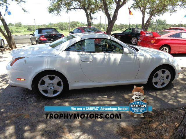 2005 lexus sc 430 for sale in new braunfels tx for Trophy motors new braunfels