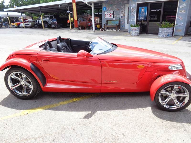 2000 plymouth prowler 2dr convertible in new braunfels tx for Trophy motors new braunfels