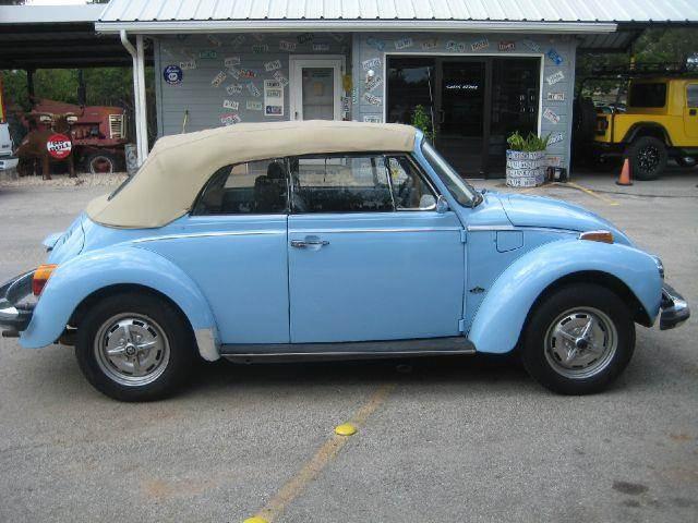 1980 volkswagen beetle in new braunfels tx trophy motors for Trophy motors new braunfels texas