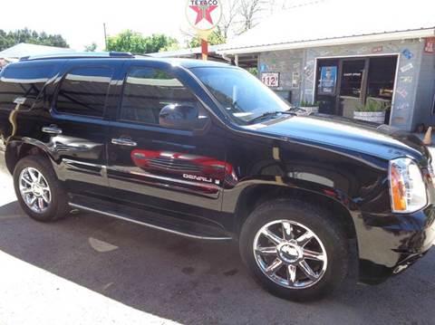 2008 GMC Yukon for sale in New Braunfels, TX