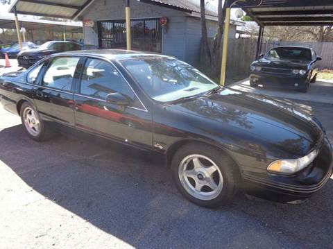 Chevrolet caprice for sale for Trophy motors new braunfels texas