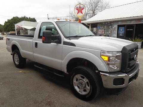 Ford f 250 super duty for sale new braunfels tx for Trophy motors new braunfels