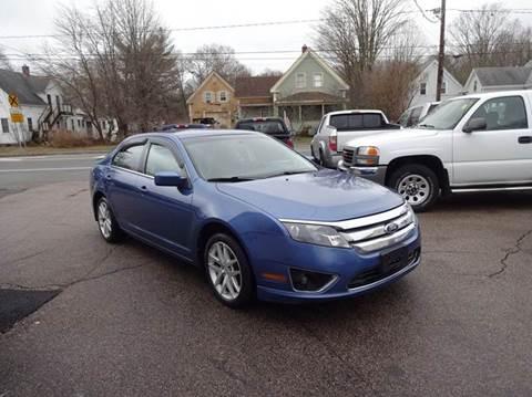 2010 Ford Fusion for sale in Abington, MA
