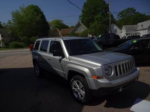 2013 Jeep Patriot for sale in Abington, MA