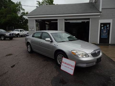 2008 Buick Lucerne for sale in Abington, MA