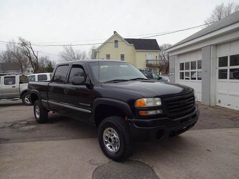 2001 GMC Sierra 2500HD for sale in Abington, MA
