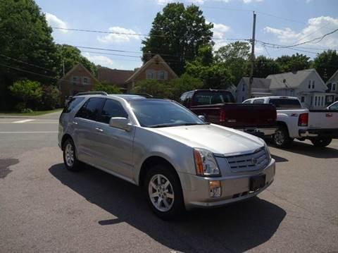 2008 Cadillac SRX for sale in Abington, MA