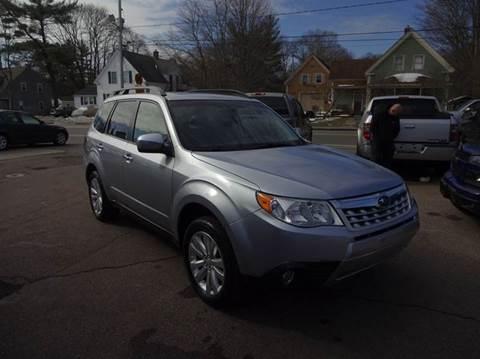 2013 Subaru Forester for sale in Abington, MA