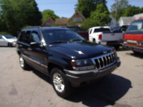 2002 Jeep Grand Cherokee for sale in Abington, MA