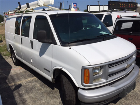 1999 Chevrolet Express Cargo for sale in Canfield, OH