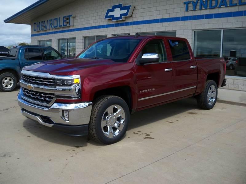 Chevrolet Gmc Dealer Tyndall South Dakota Tyndall Motors