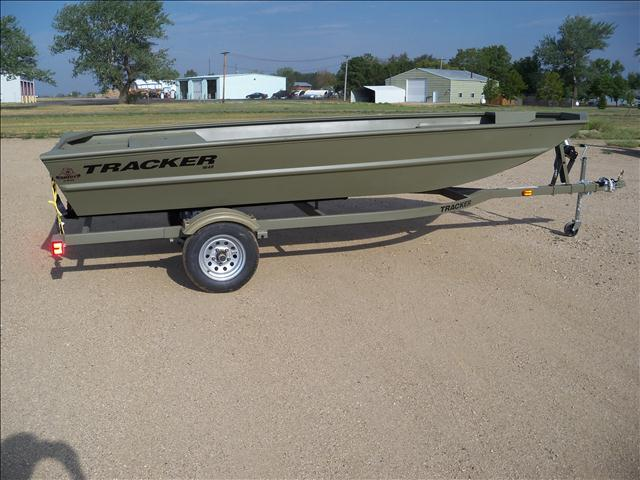 2013 TRACKER GRIZZLY 1648