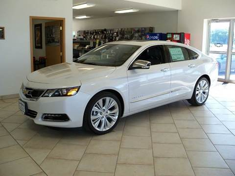 2017 Chevrolet Impala for sale in Tyndall, SD