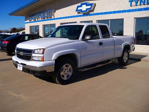 2007 Chevrolet Silverado 1500 Classic for sale in Tyndall, SD