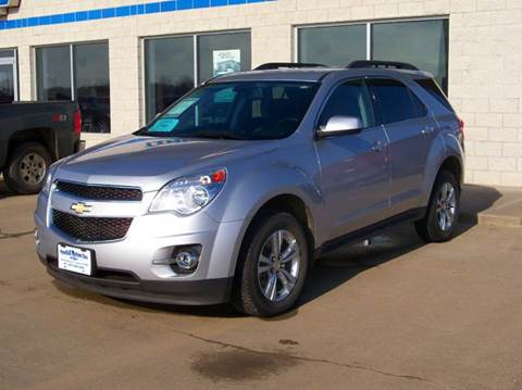 2010 Chevrolet Equinox for sale in Tyndall, SD