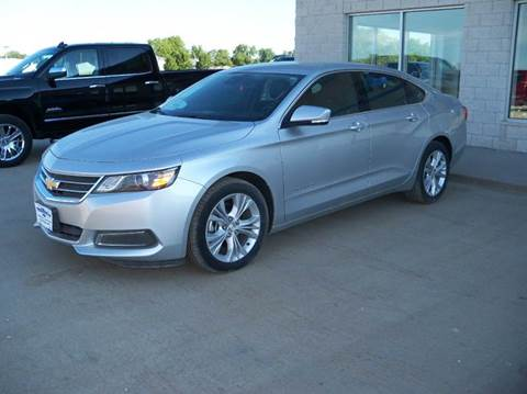 2015 Chevrolet Impala for sale in Tyndall, SD