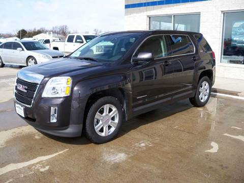 2015 GMC Terrain for sale in Tyndall, SD