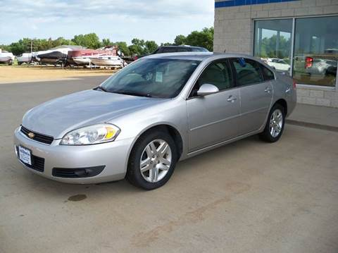 2006 Chevrolet Impala for sale in Tyndall, SD