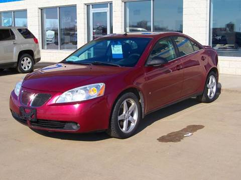 2008 Pontiac G6 for sale in Tyndall, SD