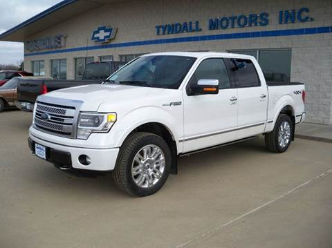 2014 Ford F-150 for sale in Tyndall, SD