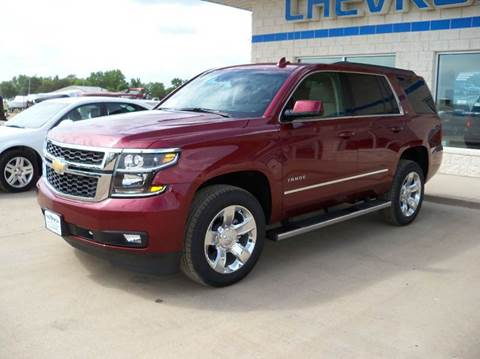2017 Chevrolet Tahoe for sale in Tyndall, SD