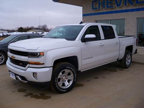 2017 Chevrolet Silverado 1500 for sale in Tyndall, SD