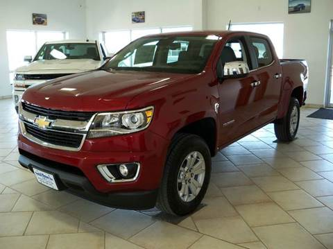 2017 Chevrolet Colorado for sale in Tyndall, SD