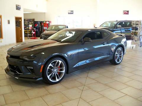 2017 Chevrolet Camaro for sale in Tyndall, SD