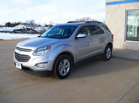 2016 Chevrolet Equinox for sale in Tyndall, SD