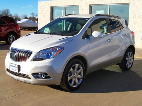 2015 Buick Encore for sale in Tyndall, SD