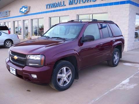 2007 Chevrolet TrailBlazer for sale in Tyndall, SD