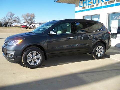 2017 Chevrolet Traverse for sale in Tyndall, SD