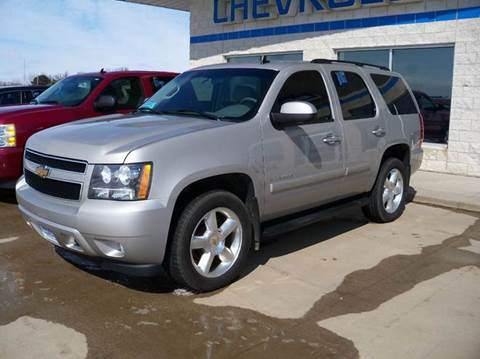 2007 Chevrolet Tahoe for sale in Tyndall, SD