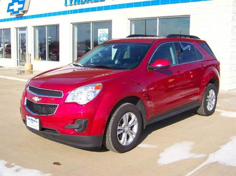 2015 Chevrolet Equinox for sale in Tyndall, SD