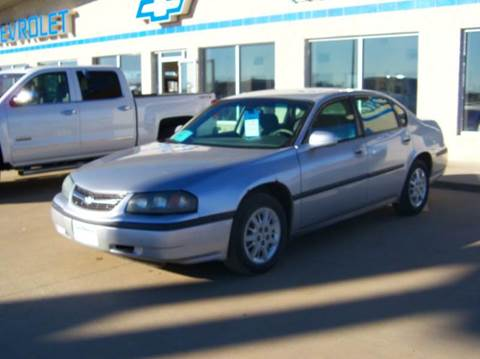 2004 Chevrolet Impala for sale in Tyndall, SD