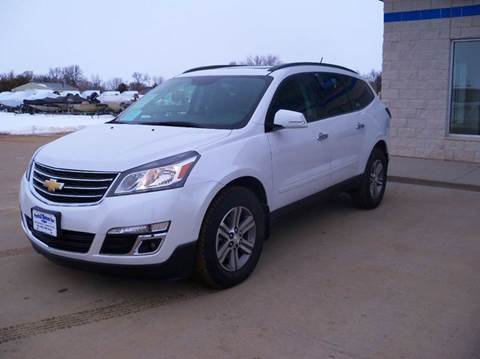2016 Chevrolet Traverse for sale in Tyndall, SD