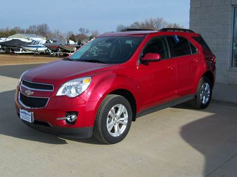 2014 Chevrolet Equinox for sale in Tyndall, SD
