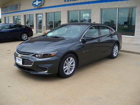 2017 Chevrolet Malibu for sale in Tyndall, SD