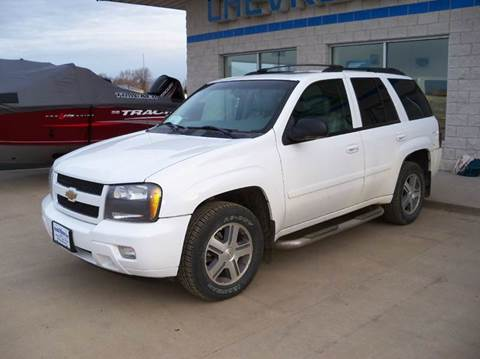 2007 Chevrolet TrailBlazer for sale in Tyndall, SD