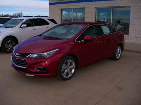 2017 Chevrolet Cruze for sale in Tyndall, SD
