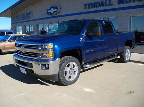 2017 Chevrolet Silverado 2500HD for sale in Tyndall, SD