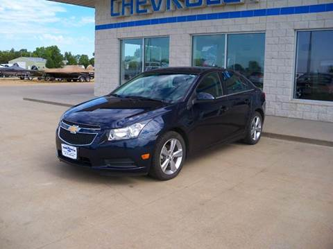 2014 Chevrolet Cruze for sale in Tyndall, SD